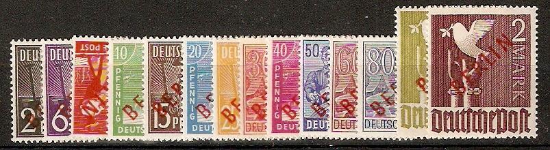Berlín - **,Mi.č.21/34,č.33-zkouš. /H863/