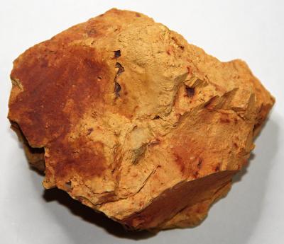 Vypálený jíl žlutý, Dobrčice, 385 g, #1635