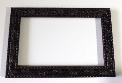 PĚKNÝ NOVÝ RÁM - vnitřní rozměr 16 x 26 cm č.67.