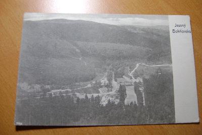 Jesený Bohuňovsko-Semily-1905