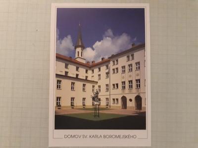 Praha-Řepy - Domov sv. Karla Boromejského