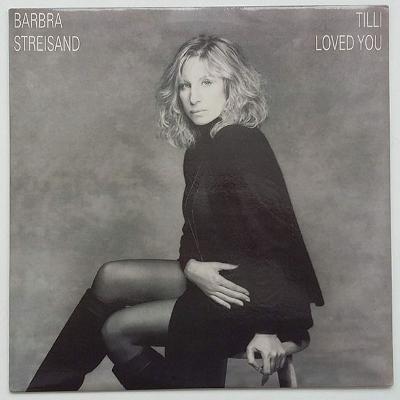 LP Barbra Streisand - Till I Loved You