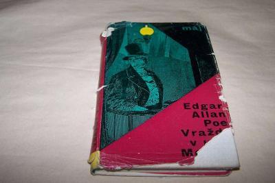 VRAŽDY V ULICI MORGUE /E.A.Poe r. 1964 /182/