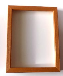 PĚKNÝ NOVÝ RÁM - vnitřní rozměr 18,3 x 24,3 cm č.117
