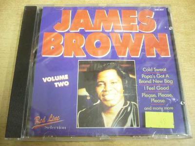 CD JAMES BROWN / Volume Two