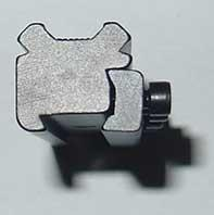 ADAPTÉR 11mm NA montáž 22mm Puškohled, kolimátor