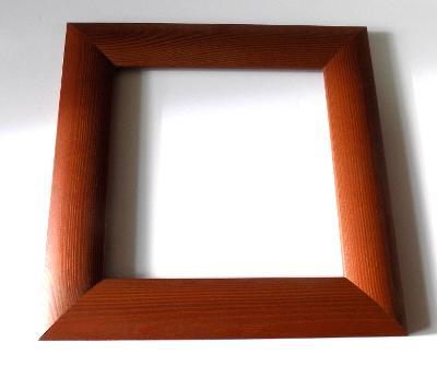 PĚKNÝ NOVÝ RÁM - vnitřní rozměr 20 x 20 cm č.142
