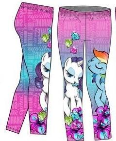 Nové legíny Little Pony, vel.104