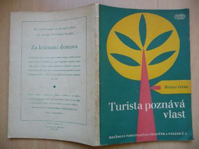 Turista poznává vlast - Miroslav Vahala - 1958
