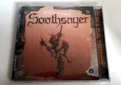 SOOTHSAYER - To Be A Real Terrorist - PRESS 2007 RARE