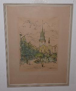 PARDUBICE - OLDŘICH KAREL 1941