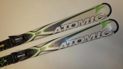 8590  Lyže Atomic INTERSKI  155 cm