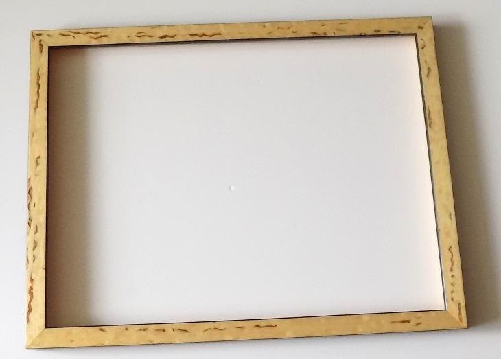 PĚKNÝ INTARZOVANÝ NOVÝ RÁM - vnitřní rozměr 30 x 40 cm č.181 - Umění