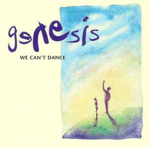 GENESIS -   We Can't Dance   - CD 1991