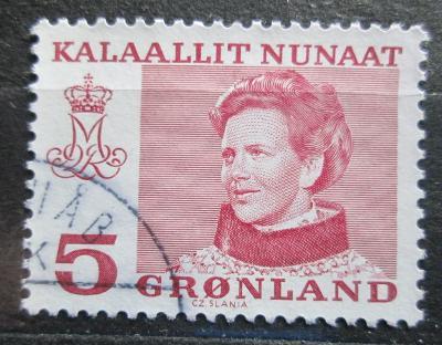 Grónsko 1978 Královna Margrethe II. Mi# 106 0093