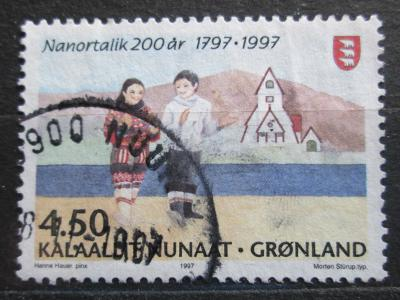 Grónsko 1997 Nanortalik Mi# 312 0109