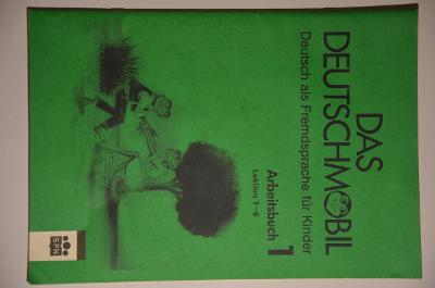 Das Deutschmobil_Arbeitsbuch 1