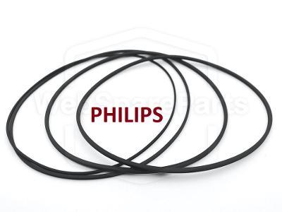 Sada řemínků pro kotoučové magnetofony PHILIPS