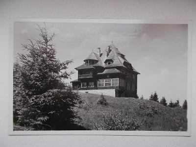 Beskydy Frýdek Místek Bílá Staré Hamry Masarykova chata pošta Makov
