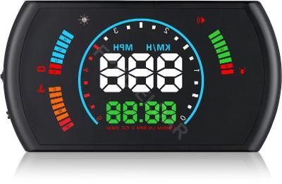 Head-Up S600 OBD2 HUD display