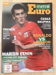 Časopis Mistrovství Evropy ve fotbale 2008