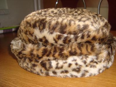 Pěkná kožešinová čepice
