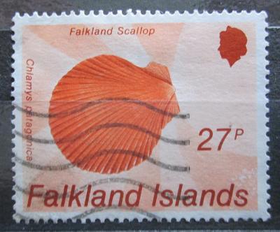 Falklandské ostrovy 1986 Chlamys patagonica Mi# 442 0181