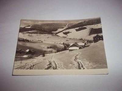 Krkonoše - Pec pod Sněžkou (B41)