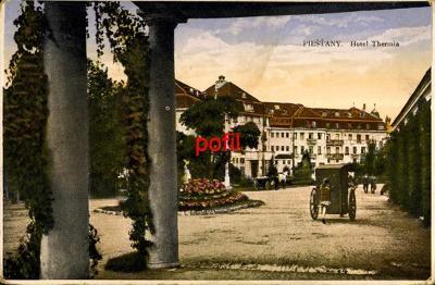 Piešťany - Hotel Thermia /285908/