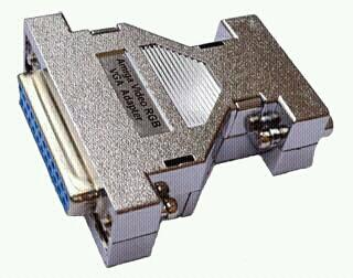 Redukce Amiga Video RGB - VGA