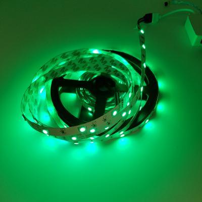 5m LED pásek 5050SMD 150ks/5m DC 12V zelená