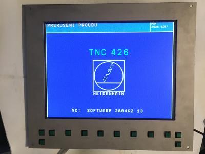 Monitor pro řídící systém Heidenhain