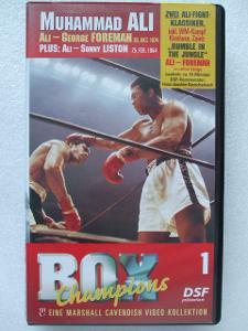 VHS - Muhammad Ali