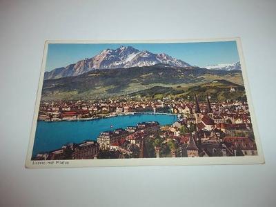 Luzern - Švýcarsko (B46)
