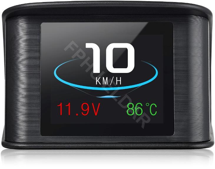 Head-Up P10 OBD2 HUD display - Náhradní díly a příslušenství pro osobní vozidla
