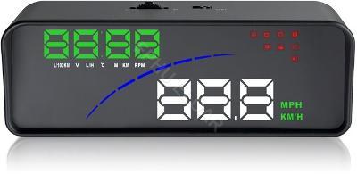 Head-Up P9 OBD2 HUD display