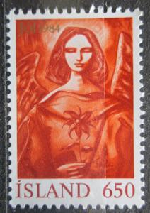 Island 1984 Vánoce Mi# 625 0264