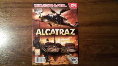 PC hra Alcatraz