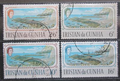 Tristan da Cunha 1967 Přístav Calshot Mi# 107-10 0296