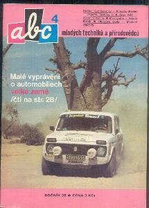 ABC ROČNÍK 28   /   20 KS /