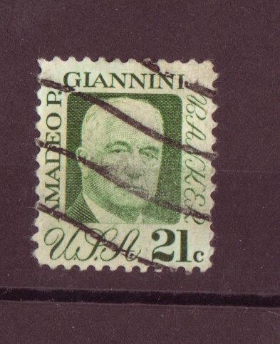 USA - Amadeo P. Giannini