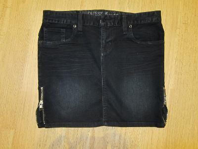 Guess Jeans riflová sukně. Vel.26 NOVÁ