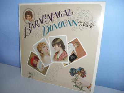 LP DONOVAN - BARABAJAGAL - TOP STAV, JAKO NOVÁ - NM !!!!