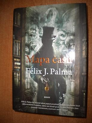 Palma Félix J. - Mapa času