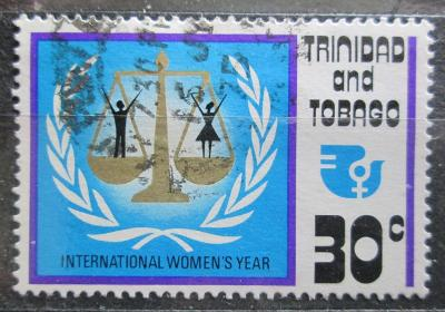 Trinidad a Tobago 1975 Mezinárodní rok žen Mi# 331 0326