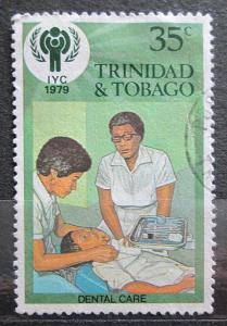 Trinidad a Tobago 1979 Mezinárodní rok dětí Mi# 387 0330