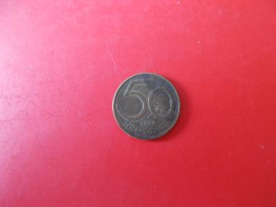 Mince Rakousko 50 groschen padesát grošů z oběhu Šilink