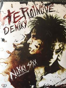Heroinové deníky -Nikki Sixx
