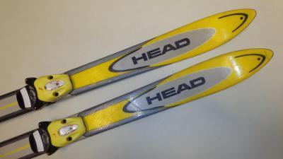 1169 Lyže juniorské HEAD CARVE TEAM   107 cm