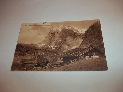 Grindewald - Švýcarsko (B62)